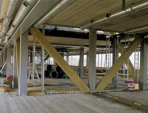 System PAROC FireSAFE – ochrona ogniowa konstrukcji stalowych