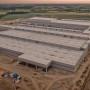 Maksymalne ocieplenie dachów w skali makro – raport z budowy zakładu Volkswagen