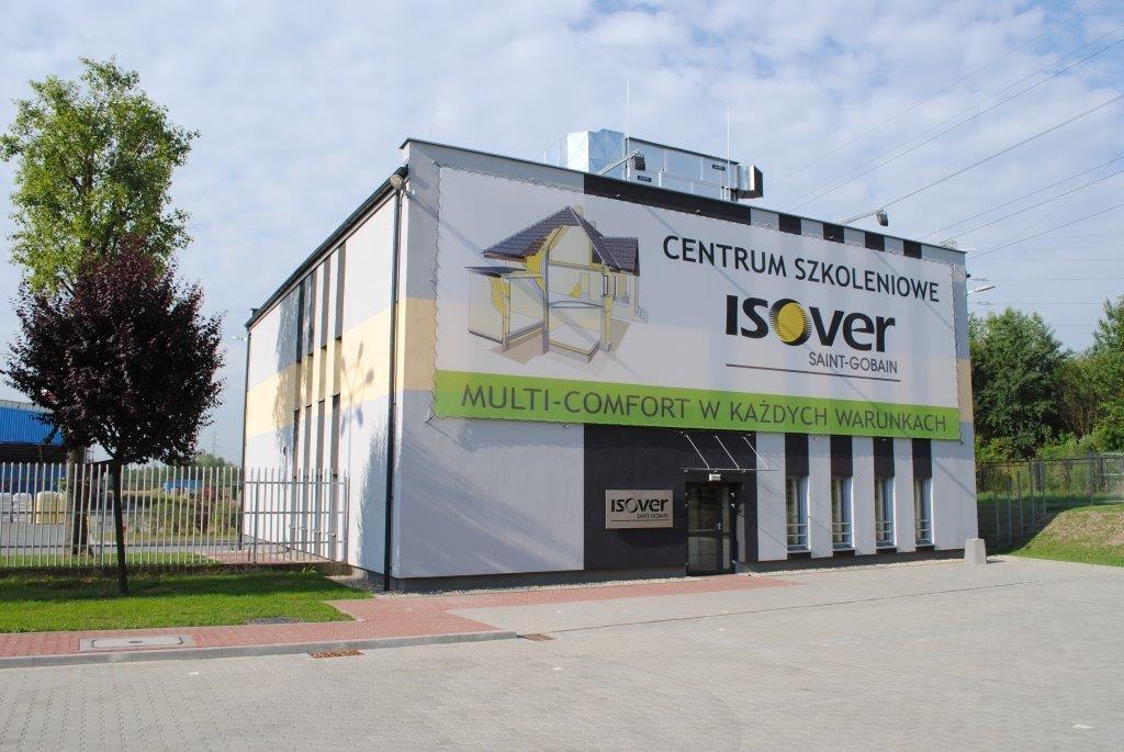 Centrum Szkoleniowe ISOVER w Gliwicach. Fot. Isover