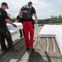 Mocowanie termoizolacji na dachu płaskiem. Szczelny dach z Soudatherm Roof