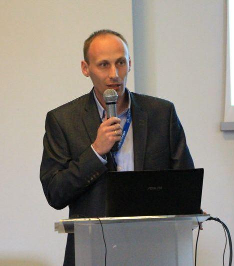 Bogdan Szymański, prezes SBF POLSKA PV . Recco Poland