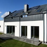 Pierwszy dom hybrydowy w standardzie Multi-Comfort