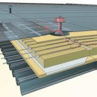 Innowacja wśród izolacji dachów płaskich – system PAROC Air