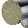 Izolacja kanałów i urządzeń wentylacyjnych – niepalna mata PAROC Hvac Lamella Mat AluCoat Fix
