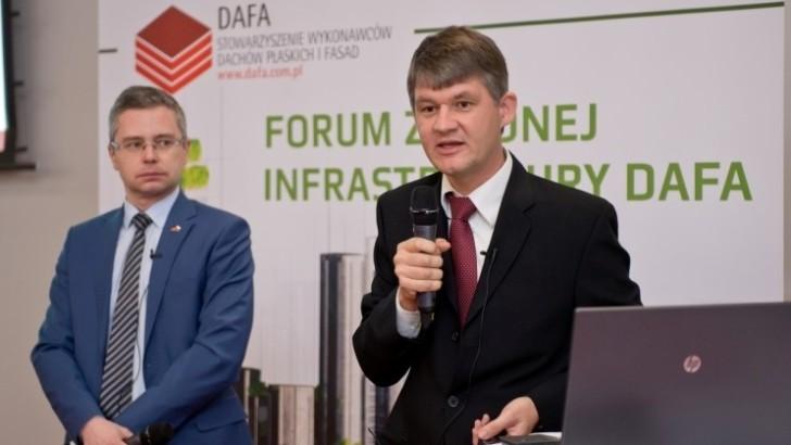 Forum Zielonej Infrastruktury DAFA – relacja