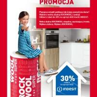 Z ROCKWOOL zyskasz nie tylko super moce dla swojego domu, ale też sprzęt AGD w promocyjnych cenach