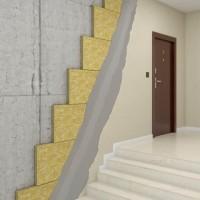 Płyty z wełny skalnej FRONTROCK S do obróbki ościeży okiennych i drzwiowych oraz klatek schodowych – nowe rozwiązanie od ROCKWOOL