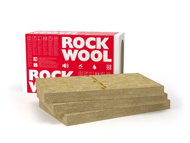 Płyty fasadowe z wełny skalnej ROCKWOOL – FRONTROCK 35. Fot. ROCKWOOL