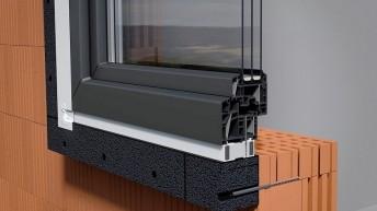 Montaż stolarki w warstwie izolacji w nowym systemie SIMPLEX BASIC firmy AIB