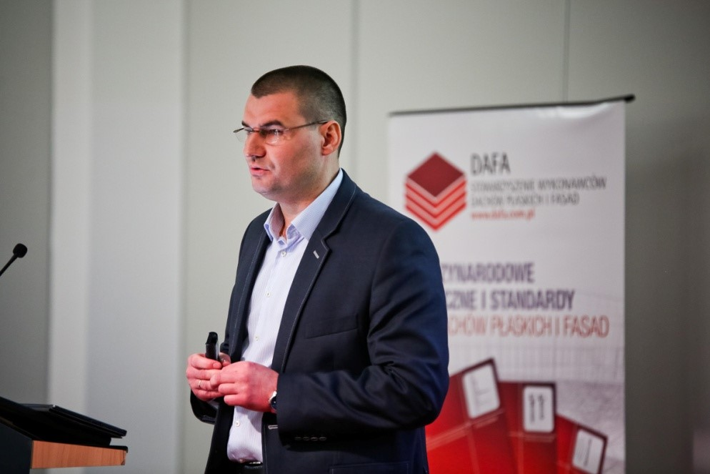 Grzegorz Rodak. Fot. DAFA