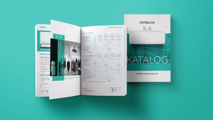 Klimatyzacja Hitachi – nowy katalog produktowy 2017