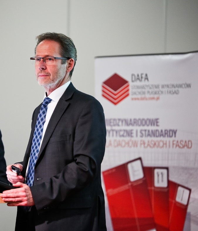 Dr inż. Ralf Podleschny. Fot. DAFA