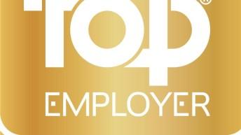 SAINT-GOBAIN w prestiżowym gronie firm z certyfikatem TOP Employers 2017