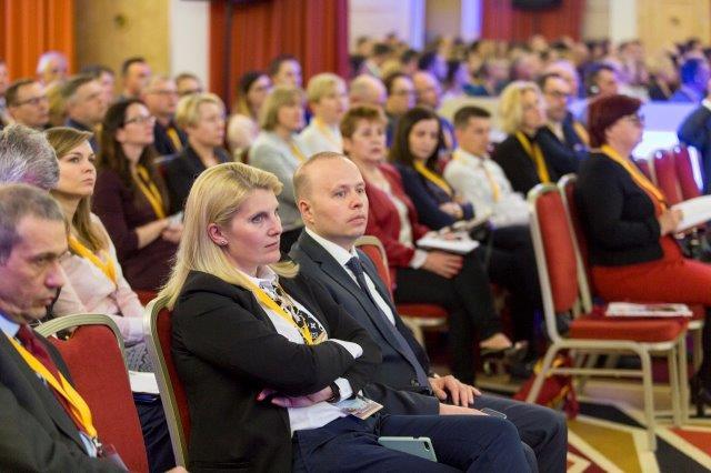 IV Międzynarodowa Konferencja ETICS. Fot. SSO