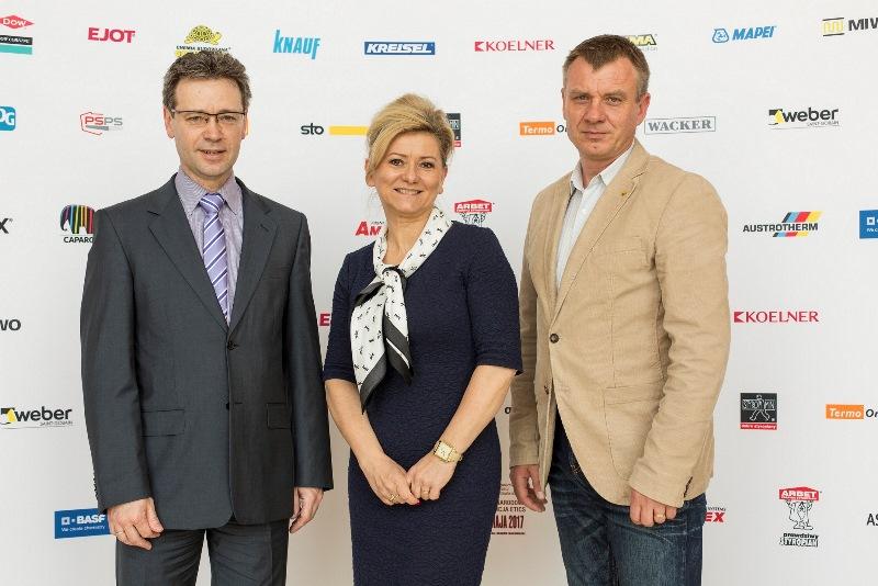 Komisja Rewizyjna SSO (od lewej): Marek Śliwiński, Anna Śpiewak, Paweł Głaz. Fot. SSO