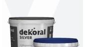 Dekoral Silver – nowa linia produktów dla profesjonalistów