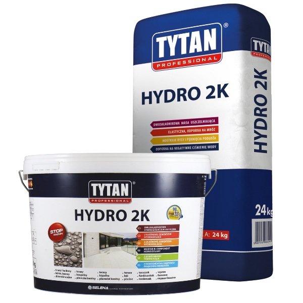 TYTAN Professional Hydro2k. Fot. Selena