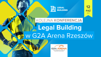 Konferencja Legal Building  – po raz pierwszy w Rzeszowie!