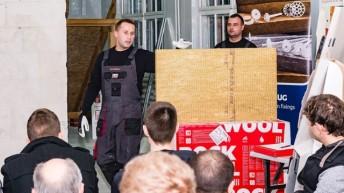 RoadShow 2017.  Czas na bezpłatne szkolenia z ROCKWOOL
