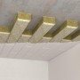 Ocieplanie stropów  pomieszczeń nieogrzewanych – kompletny system ECOROCK FG