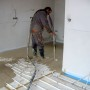 Jaki podkład do pracy z ogrzewaniem podłogowym?
