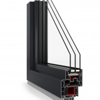 Nowe okno LUM'UP od Vetrex – więcej światła i unikalny profil